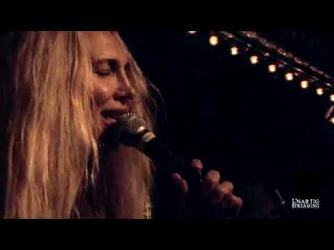 Jarboe live at Union Pool on May 25, 2010