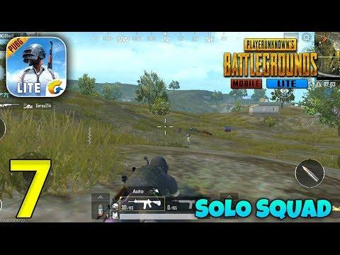 PUBG MOBILE LITE - Solo Squad Gameplay - Part 7