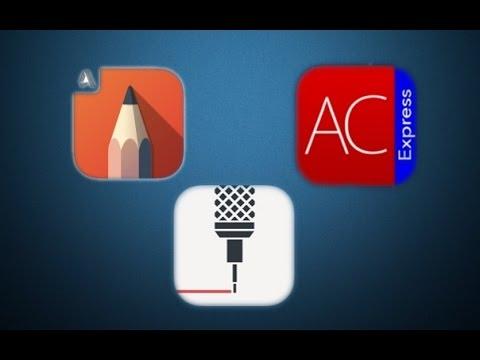 Обзор 3 Приложения Для Рисования (IOS)