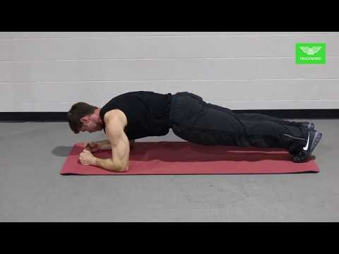 WEIGHT LIFTING - Plank