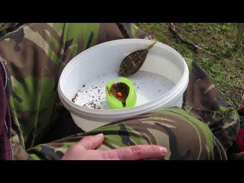 Lake Fishing Hall Walk Lakes Lenwade Norfolk U.K. (2019)