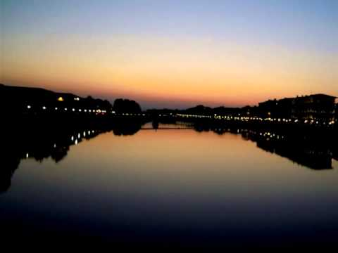 Rabii a naulimek / ilocano song / Night view of Florence Italy