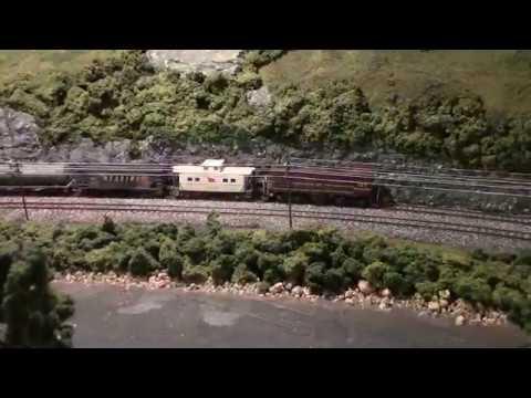 Lehigh & Keystone Valley Model Railroad Club March 2017 Operating Session