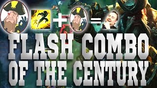 Tobias Fate You Wanna See The Flash Combo OF THE CENTURY WOW League of Legends