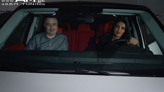 AM.ge - შორენა ბეგაშვილი / Shorena begashvili -ს ავტომობილი სტუმრად AM.ge -ში