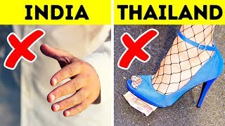 Stop Doing These 15 Things in Other Countries