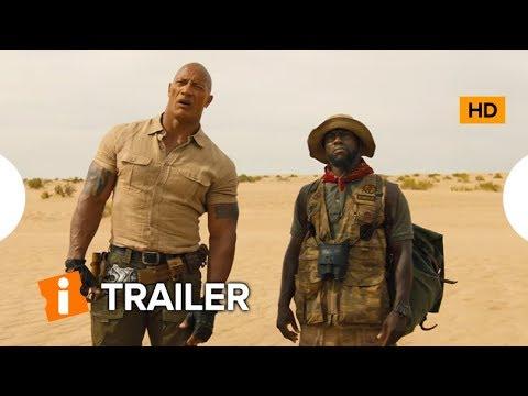Jumanji - Próxima Fase   Trailer Final Dublado