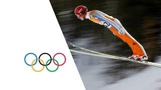 Ski Jumping - Men's K120 Team (90M) - Salt Lake 2002  Winter Olympic Games