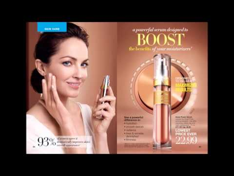 Avon Campaign 11 2016 Brochure - Game Changers
