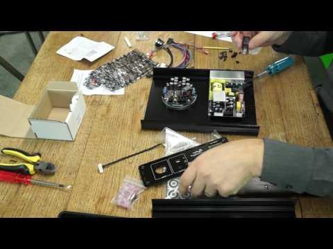 Hypex nCore400 mono bouwkit