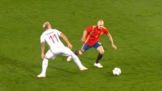 Andres Iniesta vs Switzerland (Friendly) 03/06/2018 HD 1080i