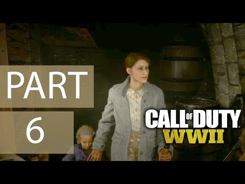 Call of Duty: WWII   Mission - Collateral Damage   PC Gameplay   Part 6