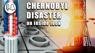 CHERNOBYL DISASTER - An Inside Look at what Happened - 3D