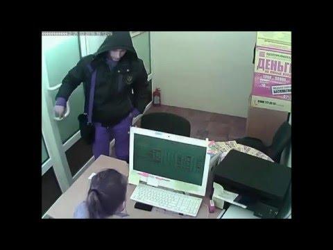 Ограбление кредитной организации в Симферополе