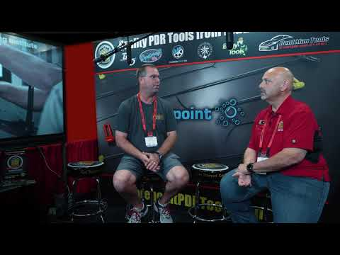 MTE video interview with Chris Howe Anson Van
