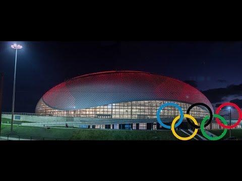 Олимпийские объекты Сочи (Экскурсия на президентской площадке)