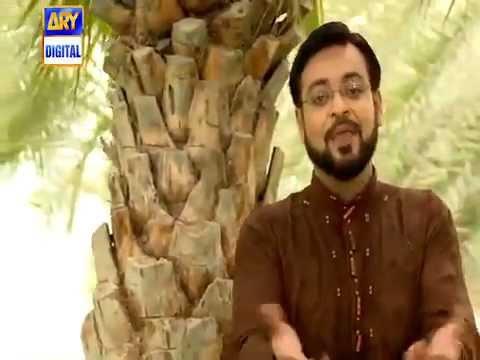 Salam Mere Aqaa Salam Mere Mola By Aamir Liaquat.flv