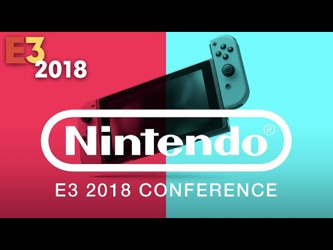 Nintendo E3 2018 Conference In 8 Minutes
