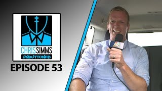 NFL Training Camp Extravaganza in a car with Peter King | Chris Simms Unbuttoned (EP. 53 FULL)