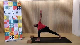emPOWERed Yoga Warrior Jan. 27, 2021
