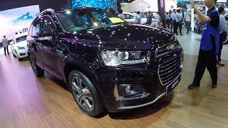 New Crossover SUV Chevrolet Captiva 2016, 2017