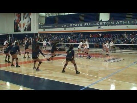Offshore Volleyball Club 13-1 Girls vs Santa Barbara VBC 13-Blue Match2