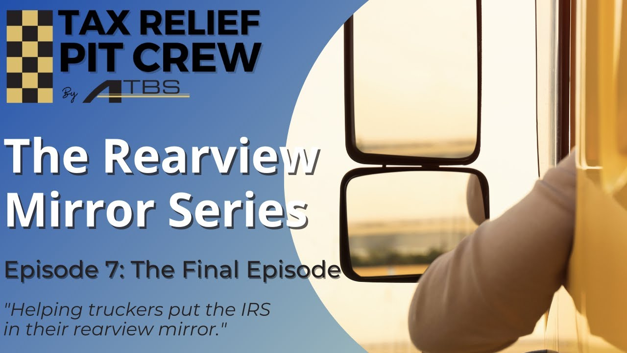 The Final Episode of the Rearview Mirror Series