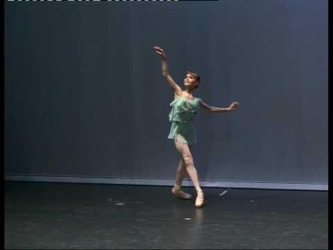 Danielle Scott - Classical ballet student - Spring