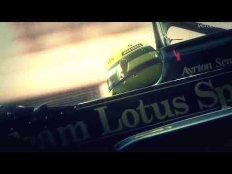Gran Turismo 6 - Ayrton Senna Tribute Trailer