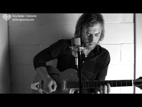 Manic Depression - Jimi Hendrix - Tony Bakker Cover
