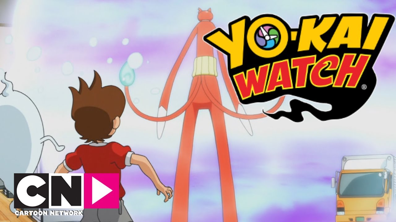 Il sogno yo kai watch cartoon network youtube