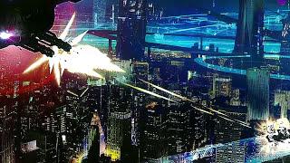 War-Cyborg Mix [synth, scifi themed mixtape]
