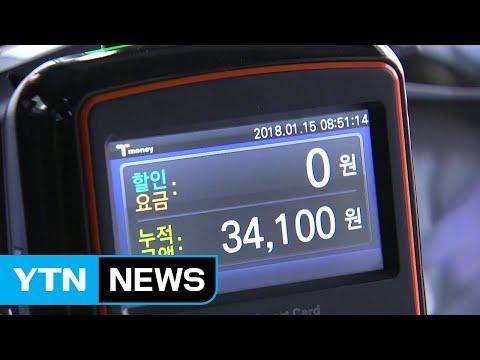 수도권 미세먼지 저감조치 또 발령...내일도 서울 대중교통 무료 / YTN