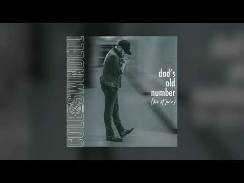 """Scotty Davis - Miss your dad? Cole Swindell Live Version Of """"Dad's Old Number"""""""