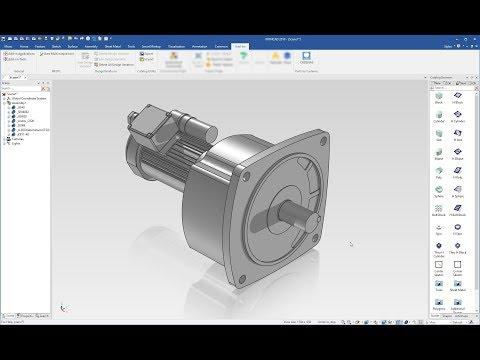 IronCAD Integration of 3D CAD Models powered by CADENAS