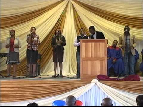 Serving God Meaningfully Conference, Swaziland, SA
