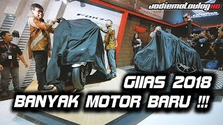 Download Video GIIAS 2018, BANYAK MOTOR BARU!!! MP3 3GP MP4