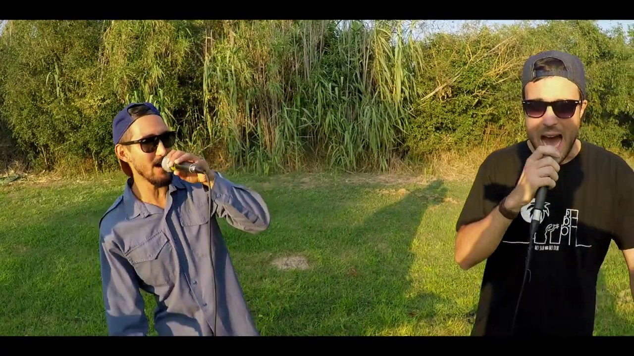 MHF freestyle sessions - Massilia Hi-Fi feat  Tibio & Baltimores [Dancehall  Vibes riddim]