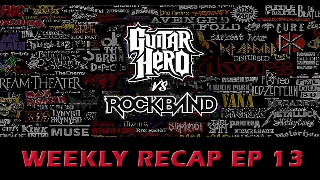 rock band 4 and guitar hero live weekly recap episode 13 free rock band 4 pre order songs. Black Bedroom Furniture Sets. Home Design Ideas