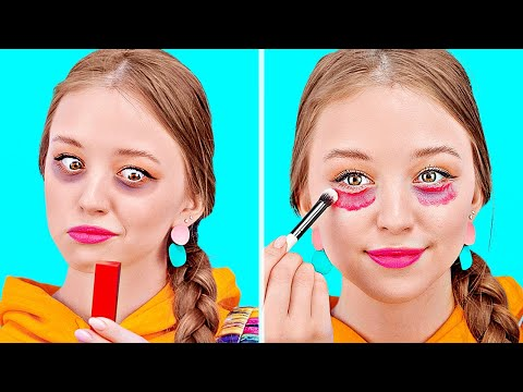 It's Not Crazy If It Works || Totally Weird Girly Hacks That Work Magic