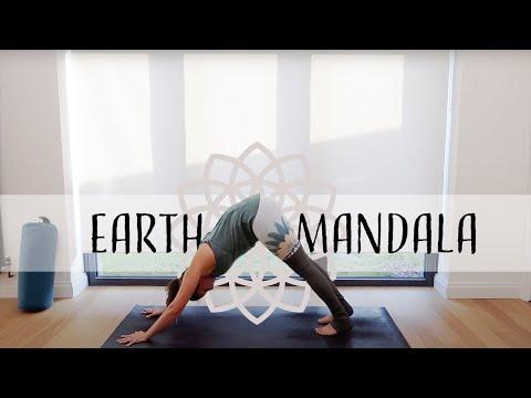 The Best Power Yoga for Tight Hamstrings | Mandala Yoga | Earth