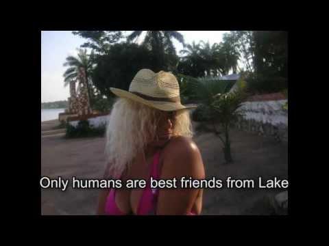 The company Kasai tourism at Lake Munkamba