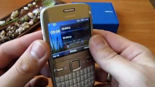 видео COMY | Nokia C3