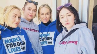 Celebrities join March for Our Lives rallies across the world