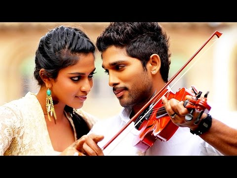 Iddarammayilatho Movie || Violin Song With Lyrics || Allu Arjun,Amala Paul