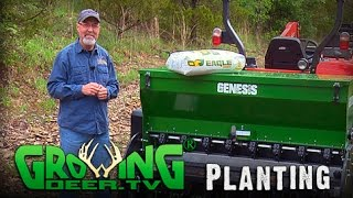 How to Make the Best Hunting Spots: Small Food Plots (#339) @GrowingDeer.tv