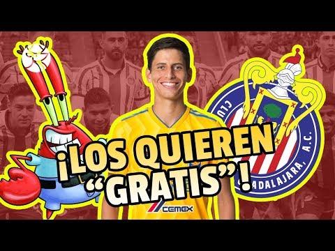 ¿GRATIS? | Chivas quiere jugadores sin pagar por ellos