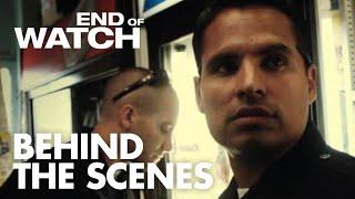 End Of Watch | Behind The Scenes With Jake Gyllenhaal & Michael Pena | Global Road Enterainment