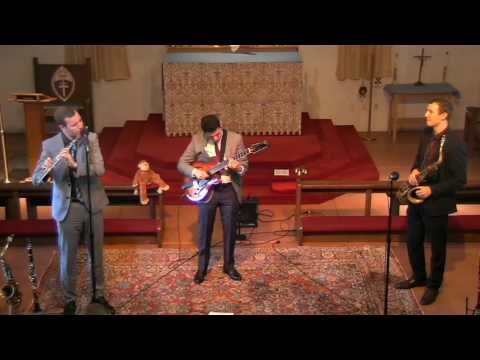 Peter & Will Anderson Trio in Concert 2016 (Sedona Jazz at the Church)