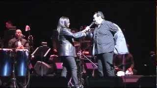 """Tito Nieves - I'll Always Love You"""" Concierto en Lehman Center video por Jose Rivera 10:13:12"""